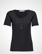 Gestuz Rollogz Tee Ao19 T-shirts & Tops Short-sleeved Svart GESTUZ