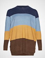 Junarose Jrmilou Ls Knit Pullover - S Strikket Genser Multi/mønstret JUNAROSE