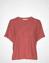 Mango Modal T-Shirt Bluse Kortermet Rosa MANGO