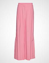Second Female Eddy Hw Trousers Vide Bukser Rosa SECOND FEMALE