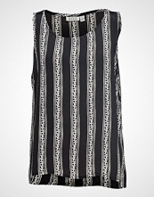 Masai Eda Top T-shirts & Tops Sleeveless Svart MASAI