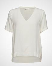 InWear Blakeiw V Top T-shirts & Tops Short-sleeved Hvit INWEAR
