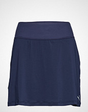 Puma Golf Pwrshape Solid Knit Skirt Kort Skjørt Blå PUMA GOLF