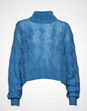 Hope True Sweater Høyhalset Pologenser Blå HOPE