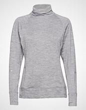 New Balance Nb Heat Pullover T-shirts & Tops Long-sleeved Grå NEW BALANCE