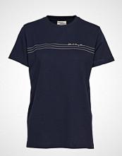 Baum Und Pferdgarten Jolee T-shirts & Tops Short-sleeved Blå BAUM UND PFERDGARTEN