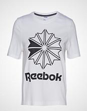 Reebok Classics Ac Gr Tee T-shirts & Tops Short-sleeved Hvit REEBOK CLASSICS