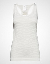 Adidas Performance Ultra Py Tank W T-shirts & Tops Sleeveless Hvit ADIDAS PERFORMANCE