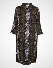 Masai Nopa Dress Knelang Kjole Multi/mønstret MASAI