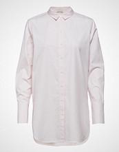 By Malene Birger Likarah Langermet Skjorte Rosa BY MALENE BIRGER