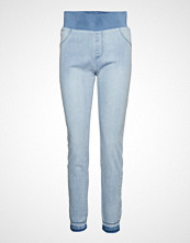 FREE/QUENT Shantal-Ankle-Pa-Raw Skinny Jeans Blå FREE/QUENT