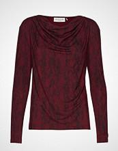 Rosemunde T-Shirt Ls T-shirts & Tops Long-sleeved Rød ROSEMUNDE