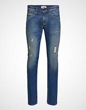 Tommy Jeans Scanton Heritage Crs Slim Jeans Blå TOMMY JEANS