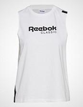 Reebok Classics Cl Reebok Tank T-shirts & Tops Sleeveless Hvit REEBOK CLASSICS