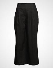 Masai Pasine Trousers Vide Bukser Svart MASAI
