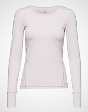 Casall Essential Long Sleeve T-shirts & Tops Short-sleeved Hvit CASALL