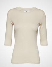 Arnie Says Bel T-shirts & Tops Short-sleeved Creme ARNIE SAYS