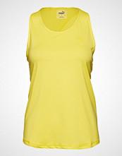 Puma A.C.E. Racerback Tank T-shirts & Tops Sleeveless Gul PUMA