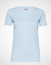 Baum Und Pferdgarten Jerry T-shirts & Tops Short-sleeved Blå BAUM UND PFERDGARTEN