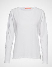 Coster Copenhagen Longsleeved T-Shirt W. Raglan Sleev Strikket Genser Hvit COSTER COPENHAGEN