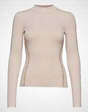 Marciano by GUESS Tiffani Sweater Top Strikket Genser Beige MARCIANO BY GUESS