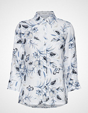 Gerry Weber Edition Blouse Long-Sleeve Bluse Langermet Blå GERRY WEBER EDITION