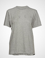 Svea Wanda Tee T-shirts & Tops Short-sleeved Grå SVEA