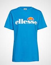 Ellesse El Albany T-shirts & Tops Short-sleeved Blå ELLESSE