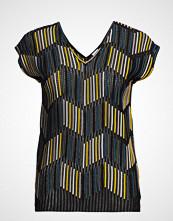 M Missoni 2dn00096-2k002b T-shirts & Tops Short-sleeved Multi/mønstret M MISSONI