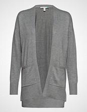 Esprit Casual Sweaters Cardigan Strikkegenser Cardigan Grå ESPRIT CASUAL