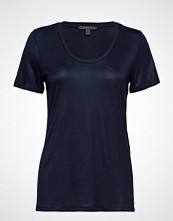 Esprit Collection T-Shirts T-shirts & Tops Short-sleeved Blå ESPRIT COLLECTION