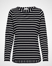 Gerry Weber T-Shirt Long-Sleeve T-shirts & Tops Long-sleeved Svart GERRY WEBER