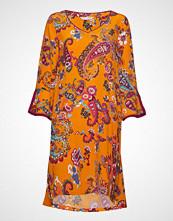 Odd Molly Knock-Off Dress Kort Kjole Oransje ODD MOLLY