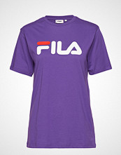 FILA Unisex Classic Pure Ss Tee T-shirts & Tops Short-sleeved Lilla FILA