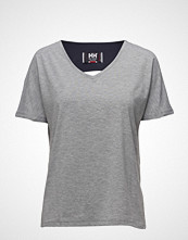Helly Hansen W Thalia Loose T-Shirt T-shirts & Tops Short-sleeved Grå HELLY HANSEN
