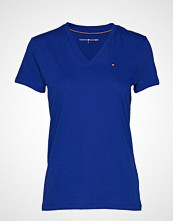 Tommy Hilfiger V-Neck Tee T-shirts & Tops Short-sleeved Blå TOMMY HILFIGER