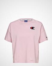 Champion Rochester Crewneck T-Shirt T-shirts & Tops Short-sleeved Rosa CHAMPION ROCHESTER