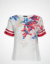 Taifun T-Shirt Short-Sleeve Bluse Kortermet Multi/mønstret TAIFUN