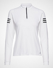 adidas Tennis Club Midlayer W T-shirts & Tops Long-sleeved Hvit ADIDAS TENNIS