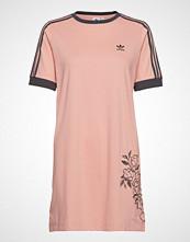 Adidas Originals Tee Dress Kort Kjole Rosa ADIDAS ORIGINALS