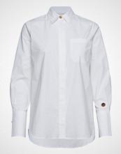 Busnel Adrianne Shirt Langermet Skjorte Hvit BUSNEL