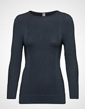 Adidas by Stella McCartney Seamless Ls T-shirts & Tops Long-sleeved Blå ADIDAS BY STELLA MCCARTNEY