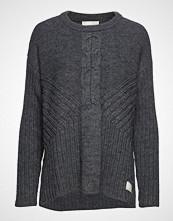 Odd Molly Harmony Play Sweater Strikket Genser Grå ODD MOLLY