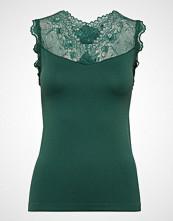 Minus Vanessa Top T-shirts & Tops Sleeveless Grønn MINUS