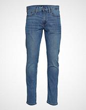 GAP Slim Ltwt Medium Indigo Slim Jeans Blå GAP