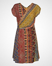 Desigual Vest Clanzie Knelang Kjole Multi/mønstret DESIGUAL