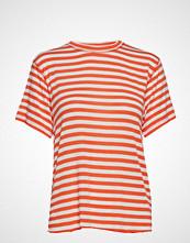 IBEN Victor Tee T-shirts & Tops Short-sleeved Rød IBEN