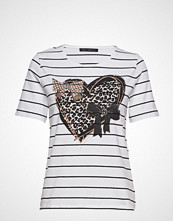 Betty Barclay Shirt Short 1/2 Sleeve T-shirts & Tops Short-sleeved Multi/mønstret BETTY BARCLAY