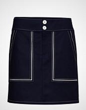 Esprit Collection Skirts Woven Kort Skjørt Blå ESPRIT COLLECTION