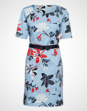 Betty Barclay Dress Knelang Kjole Blå BETTY BARCLAY